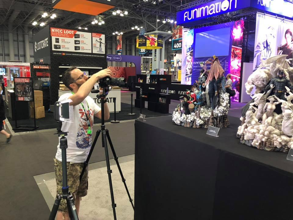 XM Studios: Coverage NYCC 2018 - October 4th to 7th 43016138_226336523728wud88