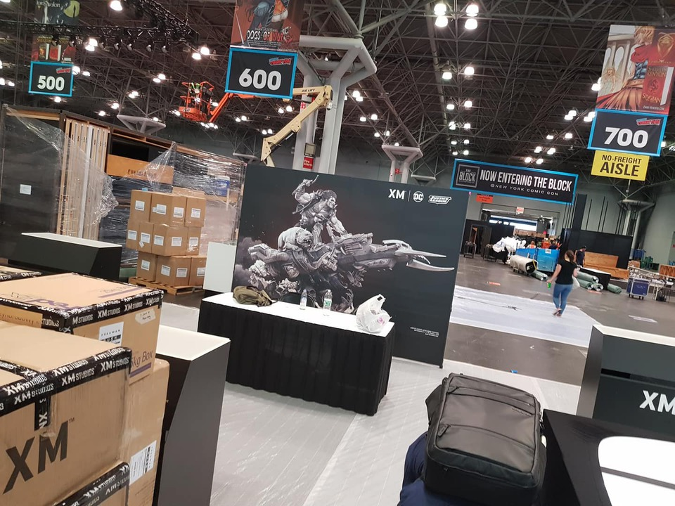 XM Studios: Coverage NYCC 2018 - October 4th to 7th 43070514_2150258988520gi3c