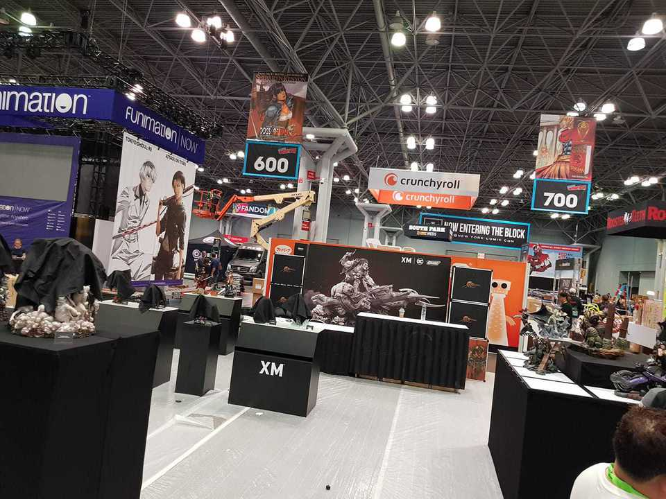 XM Studios: Coverage NYCC 2018 - October 4th to 7th 43096455_215091729512cbidc