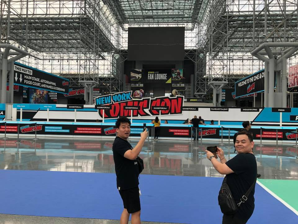 XM Studios: Coverage NYCC 2018 - October 4th to 7th 43103861_215742383114nke6g