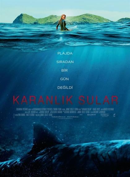 The Shallows - Karanlık Sular (2016) türkçe altyazılı film indir
