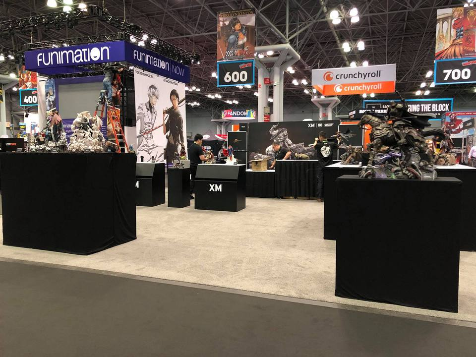 XM Studios: Coverage NYCC 2018 - October 4th to 7th 43154599_215828991439qhiy5