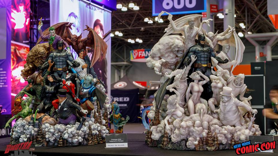XM Studios: Coverage NYCC 2018 - October 4th to 7th 43601419_197286960610g3emg
