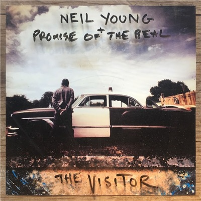 Neil Young + Promise of the Real - The Visitor (2017)
