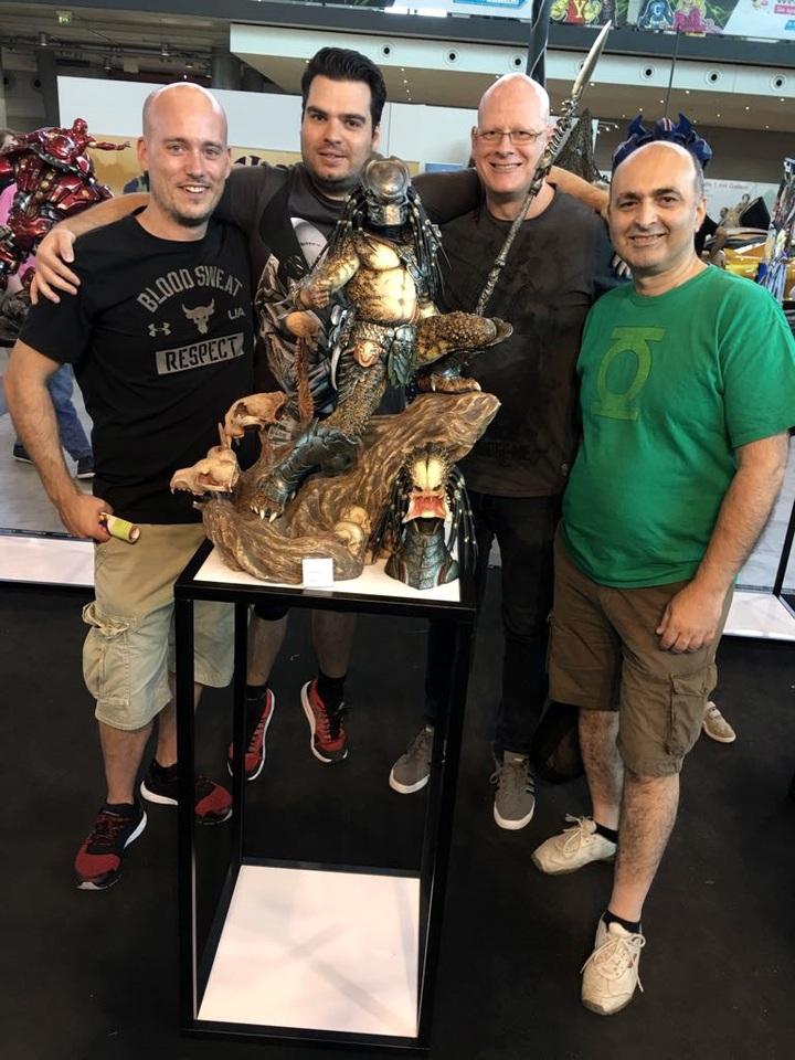 XM Studios: Comic Con Germany Stuttgart 2018  43aws4a