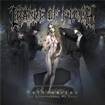 Cradle Of Filth - Cryptoriana - The Seductiveness Of Decay [Limited Edition] (2017) Lossless