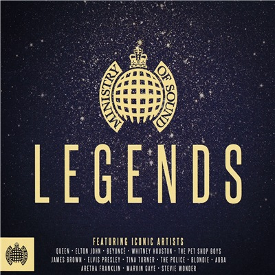 VA - Ministry Of Sound: Legends (2017)