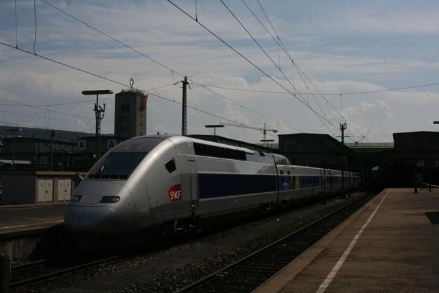 4408 Ausfahrt Stuttgart Hbf