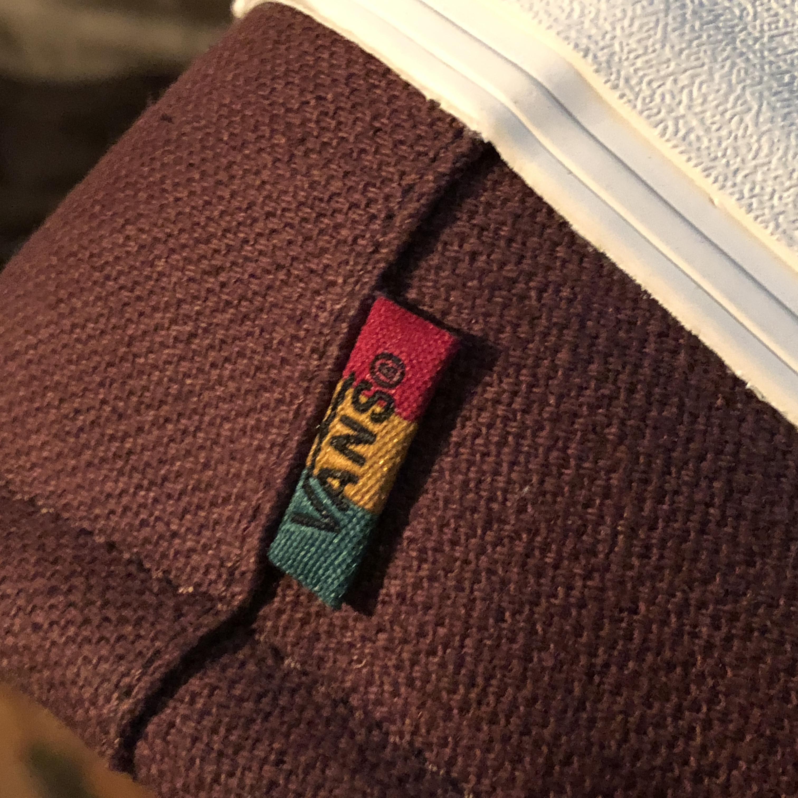 78cf537a13 I just got a pair made from hemp