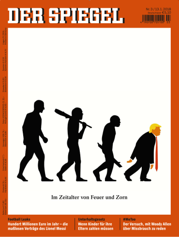 : Der Spiegel Magazin No 03 vom 13 Januar 2018