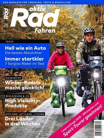 Aktiv Radfahren November-Dezember No 11,12 2018
