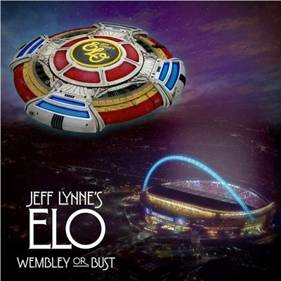 Jeff Lynne's ELO - Wembley or Bust (2017) Lossless