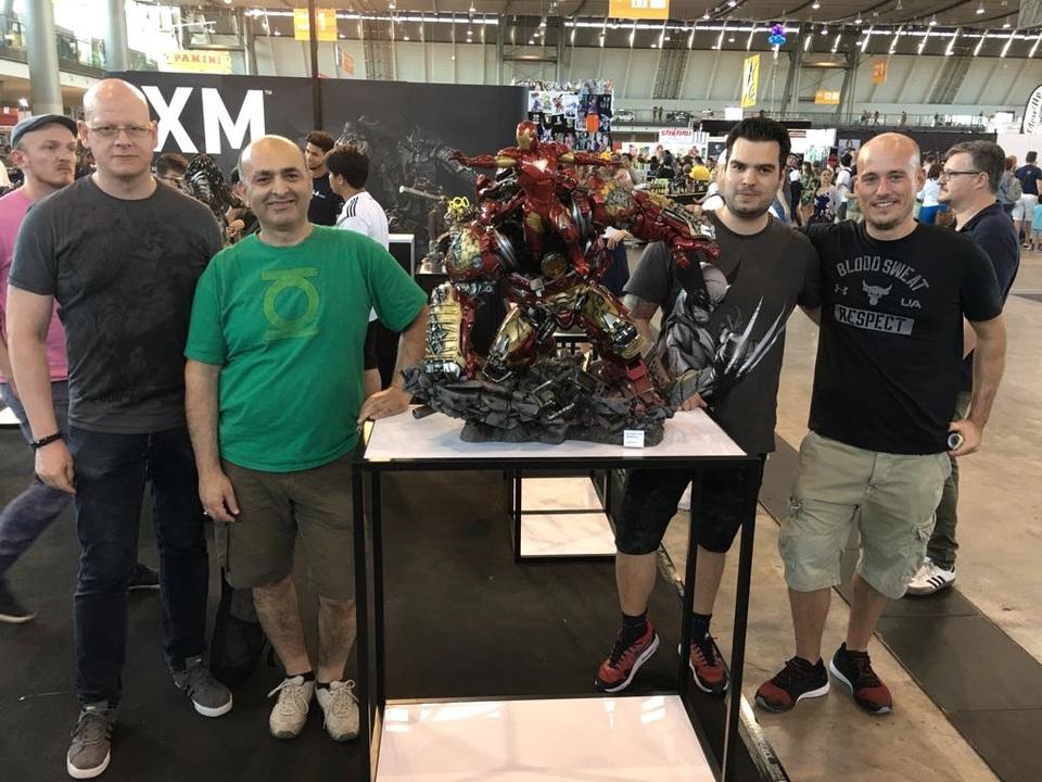 XM Studios: Comic Con Germany Stuttgart 2018  44qrs57