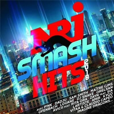 VA - NRJ Smash Hits 2018 (2017)