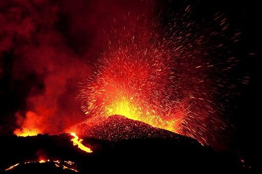 Vulkan am Splitterfelsen