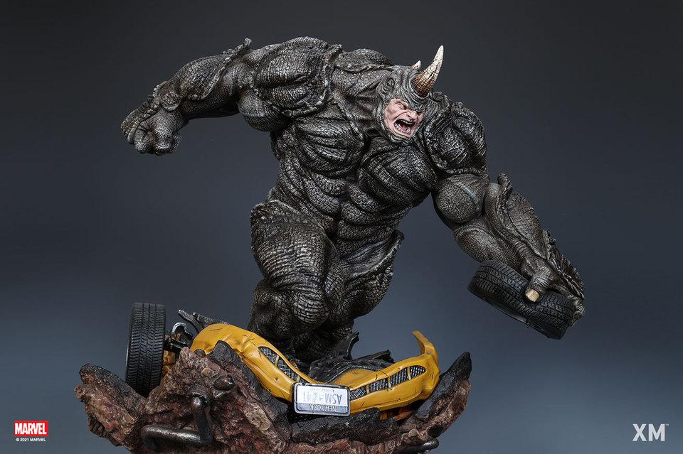 Premium Collectibles : Rhino** 45pk0m