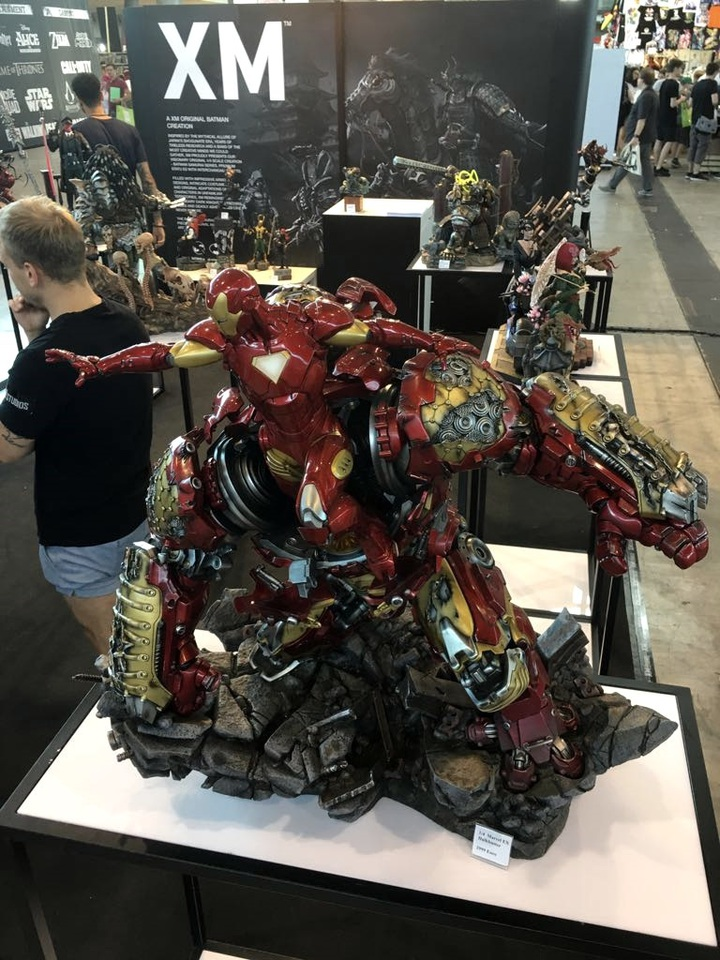XM Studios: Comic Con Germany Stuttgart 2018  45qks5j