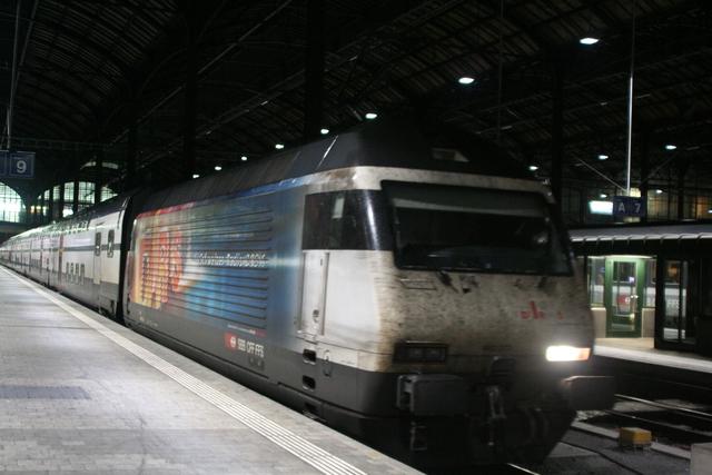 460 079-8 Basel SBB