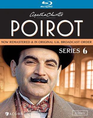 Poirot - Stagione 6 (1995-96) [Completa 4/4] .avi BDRip AC3 ENG - ITA