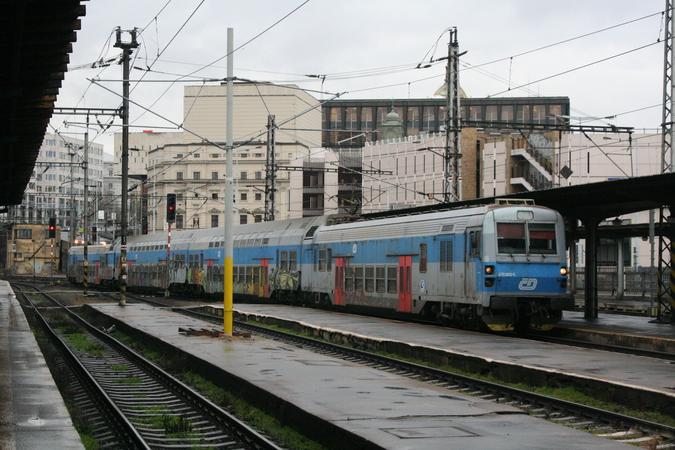 470 003-5 Praha Hlavní Nádraži