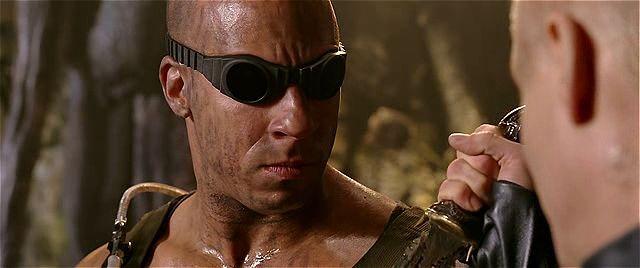 Riddick Günlükleri Ekran Görüntüsü 1