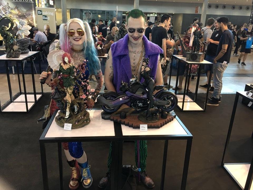 XM Studios: Comic Con Germany Stuttgart 2018  47vhsh9