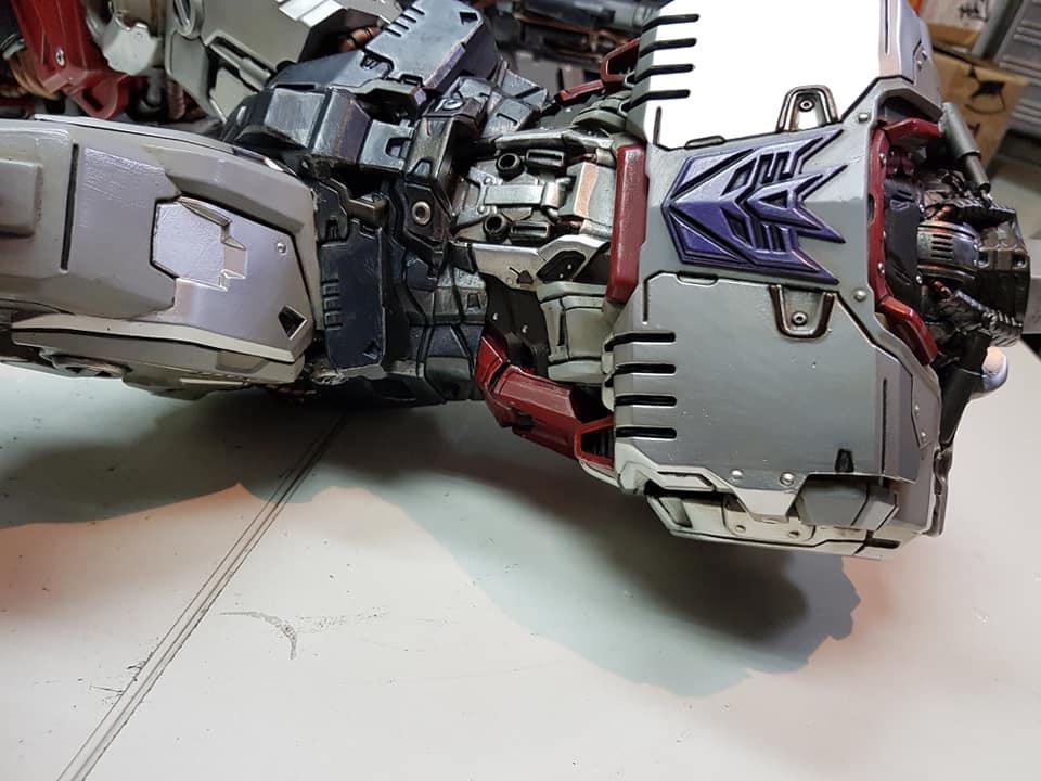 Premium Collectibles : Transformers - Megatron (G1)** 48380443_219587889396cqc2m