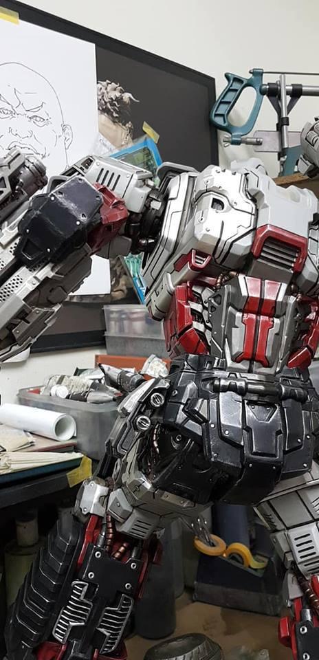 Premium Collectibles : Transformers - Megatron (G1)** 48380996_219587899729odek7