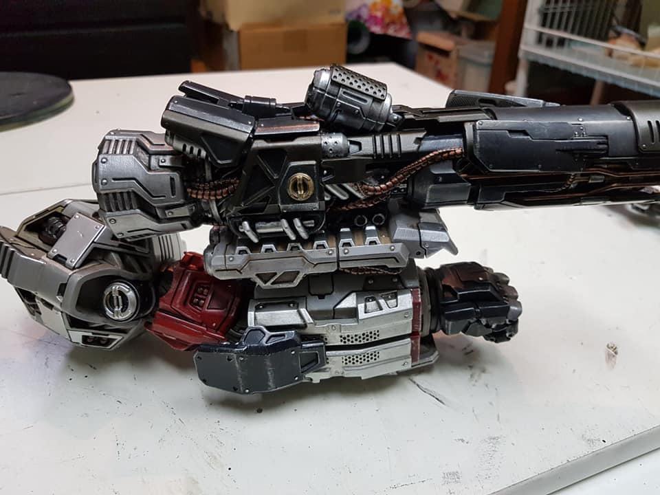 Premium Collectibles : Transformers - Megatron (G1)** 48397364_219587874062xufj8