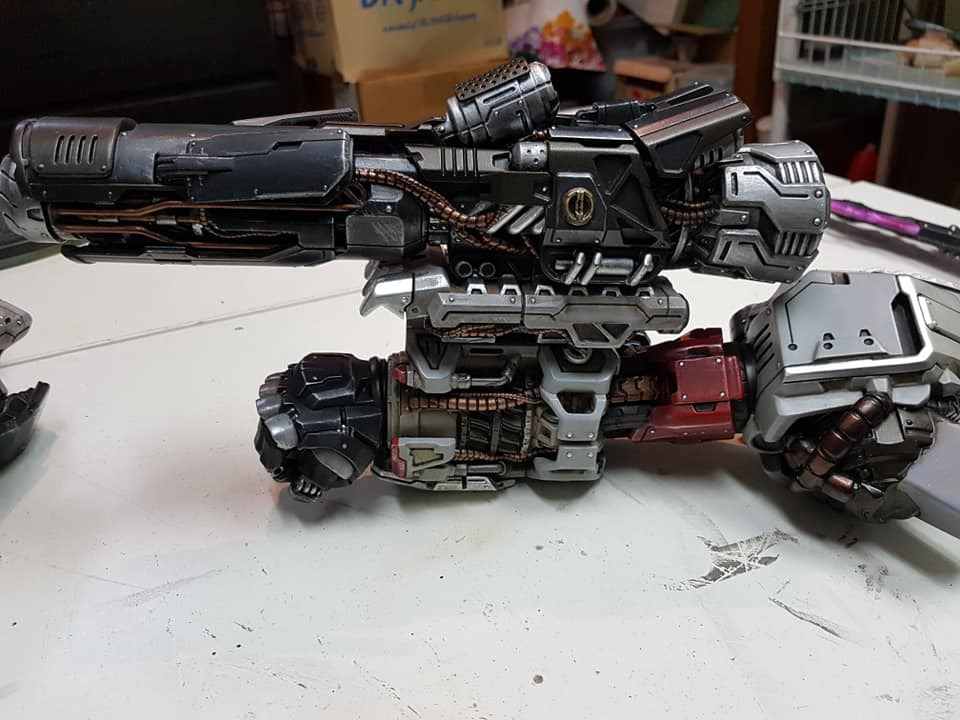 Premium Collectibles : Transformers - Megatron (G1)** 48405626_219587876062edcg1