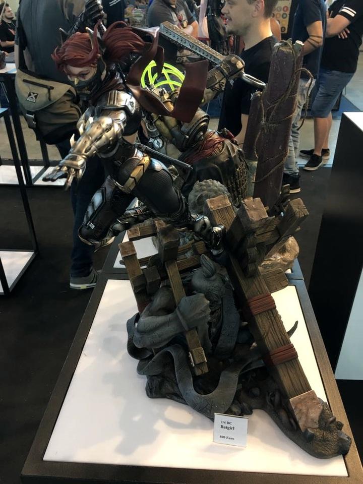 XM Studios: Comic Con Germany Stuttgart 2018  48aqus5o