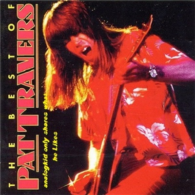 Pat Travers Band - The Best of Pat Travers (2017)