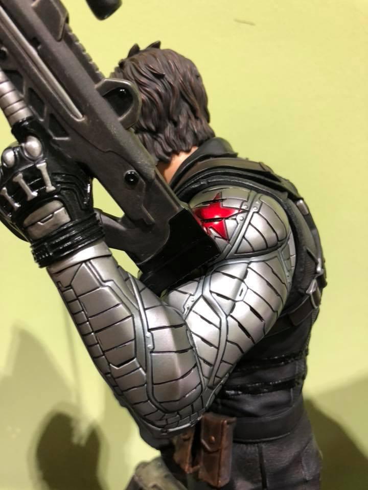 Premium collectibles : Winter Soldier  48msnw