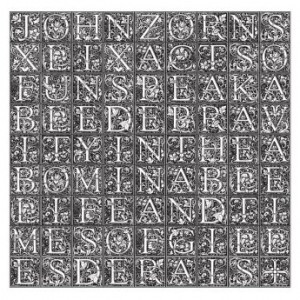 John Zorn - 49 Acts of Unspeakable Depravity in the Abominable Life and Times of Gilles de Rais (2016)