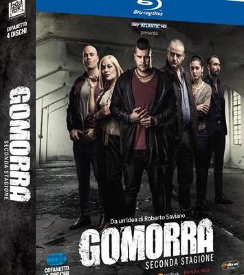 Gomorra - La Serie - Stagione 2 (2016) (Completa) BDRip 1080P HEVC ITA DD5.1 x265 mkv