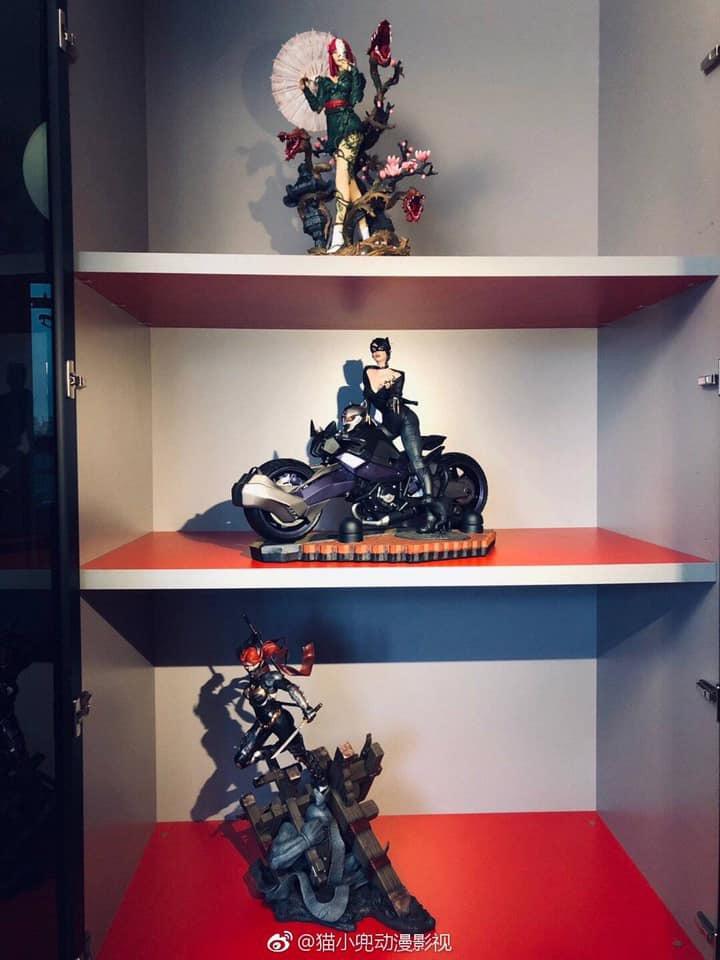 Samurai Series : Batgirl 49351473_2982342408309ziw3