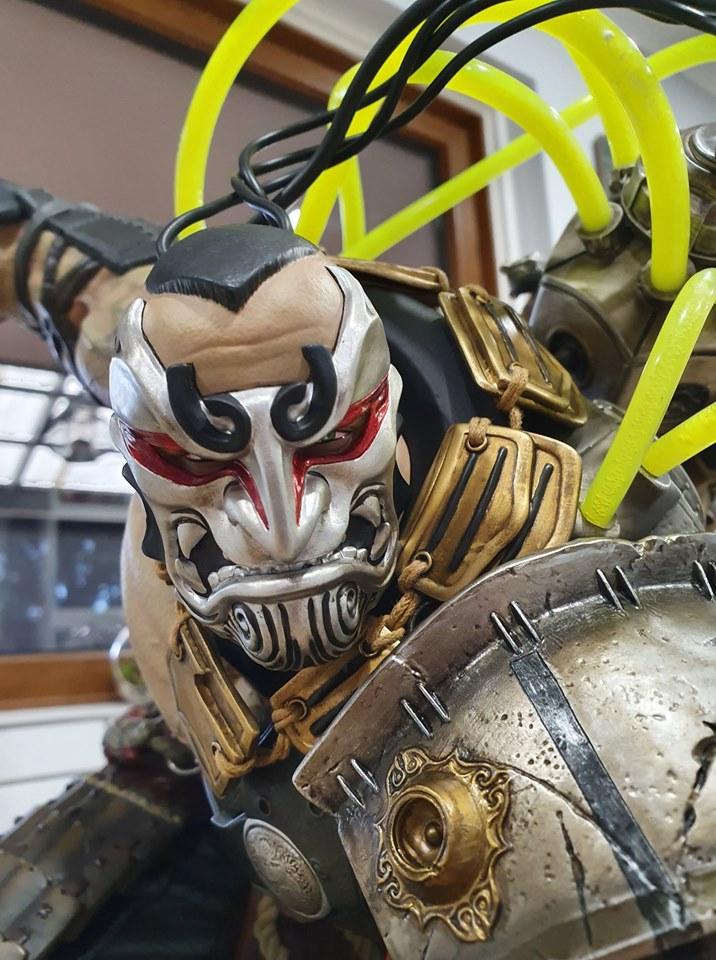 Samurai Series : Bane 493jvl