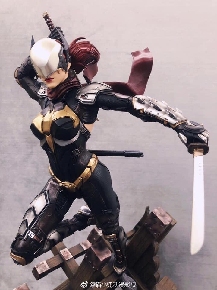Samurai Series : Batgirl 49459850_298408037479rzf0d