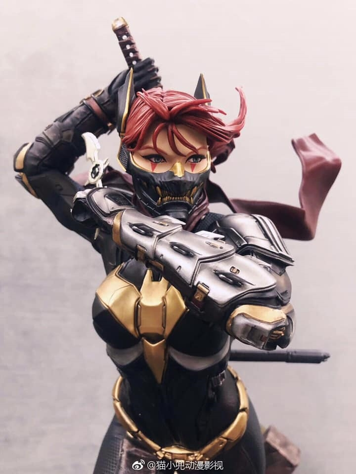 Samurai Series : Batgirl 49585753_298408097479ahehc