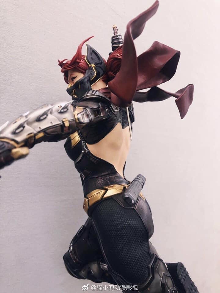 Samurai Series : Batgirl 49661418_29840805414678ie3