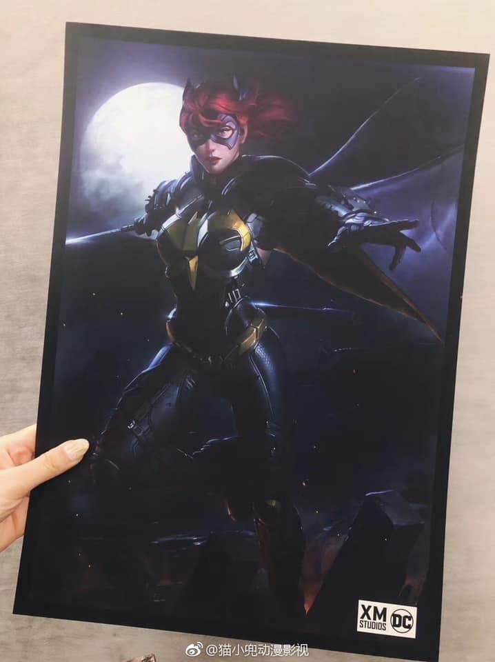 Samurai Series : Batgirl 49792327_298408174146d4fsu