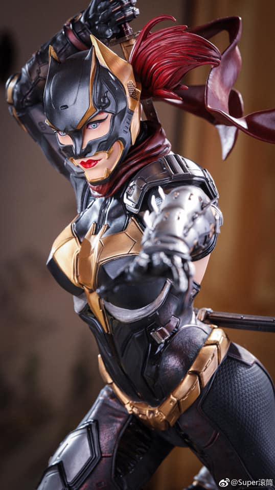 Samurai Series : Batgirl 49895926_301539680499i9jh2