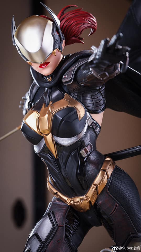 Samurai Series : Batgirl 49897677_301539627166j1kd9
