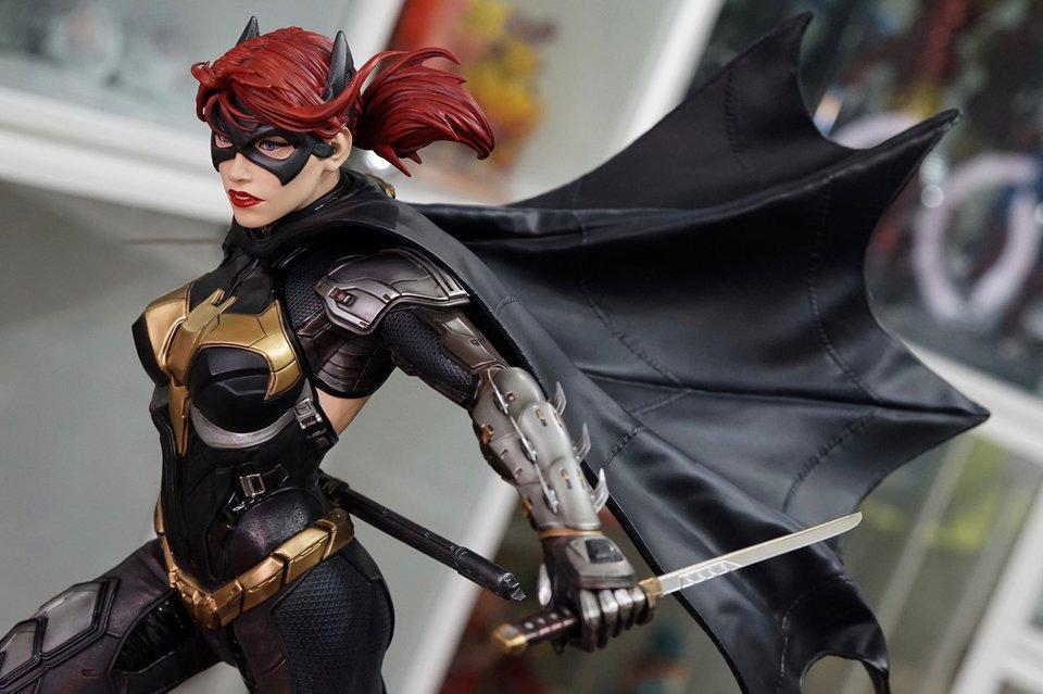 Samurai Series : Batgirl 49947217_20110179923233j14