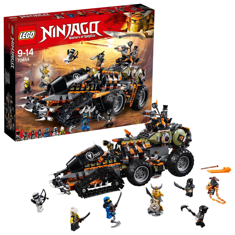 lego® ninjago™  70654 drachenfänger  neu  ovp   ebay