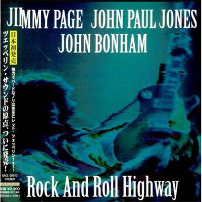 Jimmy Page, John Paul Jones, John Bonham – Rock And Roll Highway (2007).Flac