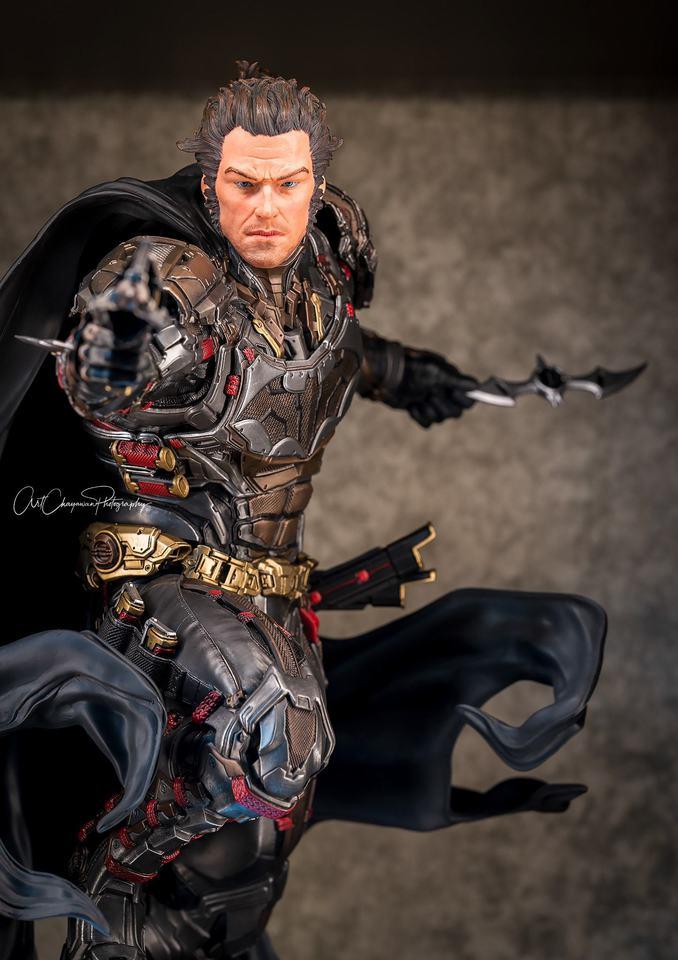 Samurai Series : Batman Shugo 4a4mjul