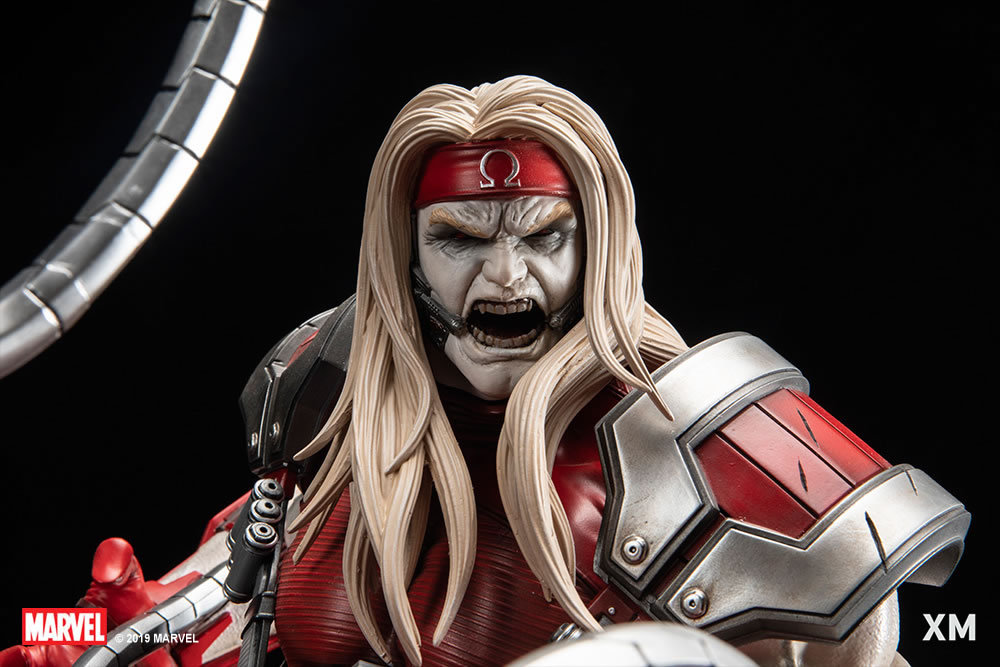 Premium Collectibles : Omega Red - Comics version** 4aakz4