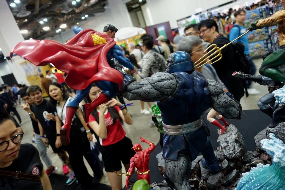 XM Studios: Coverage Singapore Comic Con 2019 – December 7th to 8th 4admjai