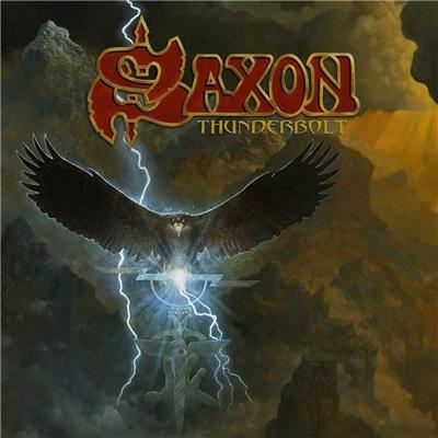 Saxon - Thunderbolt (2018) Lossless